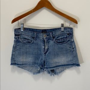 Citizens of humanity cut off shorts